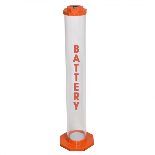 CP10L Battery Collector Bin by Nova Collect