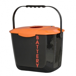 Battery collector