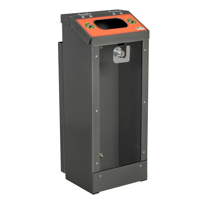 CP15LM-B battery collector bin by Nova Collect